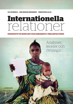 Internationella relationer av Ulf Bjereld