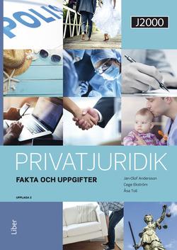J2000 Privatjuridik Fakta och uppgifter av Jan-Olof Andersson