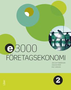 E3000 Företagsekonomi 2 Faktabok av Jan-Olof Andersson