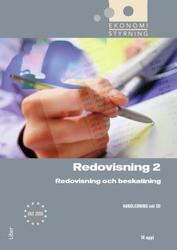 Ekonomistyrning Redovisning 2 Lärarhandledning med CD av Jan-Olof Andersson