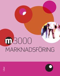 M3000 Marknadsföring Faktabok av Rolf Jansson