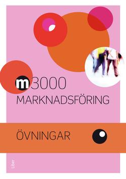 M3000 Marknadsföring Övningsbok av Rolf Jansson
