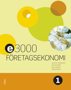 E3000 Företagsekonomi 1 Faktabok av Jan-Olof Andersson