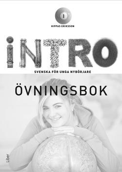 Intro 1 Övningsbok, 5-pack - Svenska för nybörjare av Hippas Eriksson
