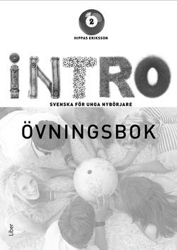 Intro 2 Övningsbok, 5-pack - Svenska för nybörjare av Hippas Eriksson