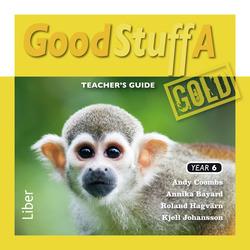 E-bok Good Stuff GOLD A Teacher's guide cd av Andy Coombs