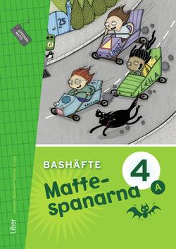 Mattespanarna 4A Bashäfte av Gunnar Kryger