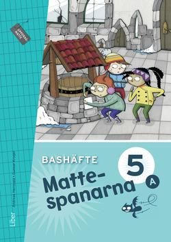 Mattespanarna 5A Bashäfte av Gunnar Kryger