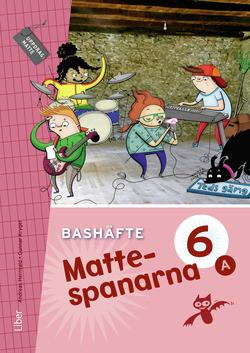 Mattespanarna 6A Bashäfte av Gunnar Kryger