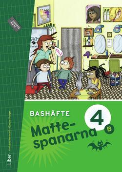 Mattespanarna 4B Bashäfte av Gunnar Kryger