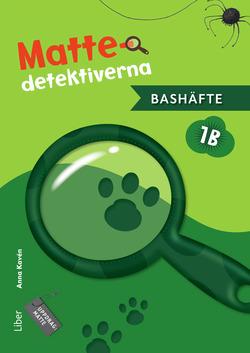 Mattedetektiverna 1B Bashäfte, 5-pack av Anna Kavén