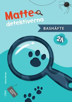 Mattedetektiverna 2A Bashäfte, 5-pack av Anna Kavén