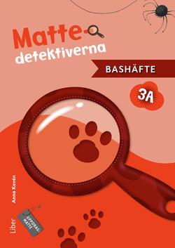 Mattedetektiverna 3A Bashäfte, 5-pack av Anna Kavén