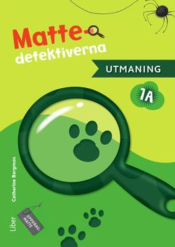 Mattedetektiverna 1A Utmaning, 5-pack av Anna Kavén