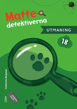 Mattedetektiverna 1B Utmaning, 5-pack av Anna Kavén