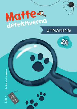 Mattedetektiverna 2A Utmaning, 5-pack av Anna Kavén