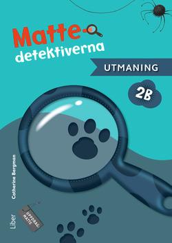 Mattedetektiverna 2B Utmaning, 5-pack av Anna Kavén