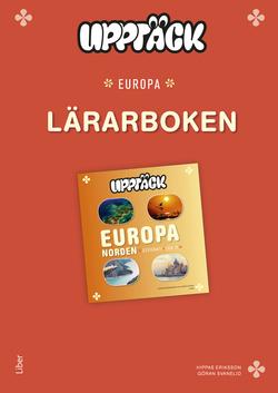 Upptäck Europa Geografi Lärarbok av Torsten Bengtsson
