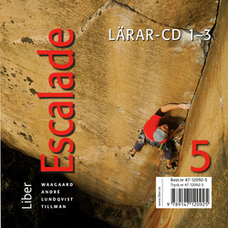 E-bok Escalade 5 Lärar-cd 1-3 av Viktoria Waagaard
