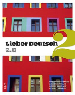 Lieber Deutsch 2 2.0 av Annika Karnland
