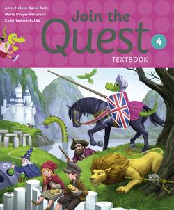 Join the Quest åk 4 Textbook av Anne Helene Røise Bade