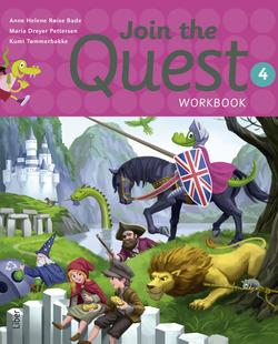 Join the Quest åk 4 Workbook av Anne Helene Røise Bade