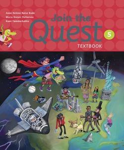 Join the Quest åk 5 Textbook av Anne Helene Røise Bade