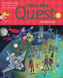 Join the Quest åk 5 Workbook av Anne Helene Røise Bade