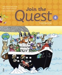 Join the Quest åk 6 Textbook av Anne Helene Røise Bade