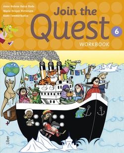 Join the Quest åk 6 Workbook av Anne Helene Røise Bade