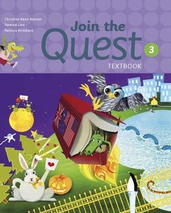 Join the Quest åk 3 Textbook av Christine Røen Hansen