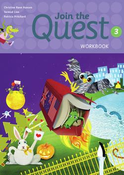 Join the Quest åk 3 Workbook av Christine Røen Hansen
