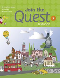Join the Quest åk 2 Textbook av Christine Røen Hansen