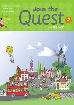 Join the Quest åk 2 Workbook av Christine Røen Hansen