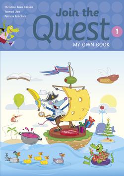 Join the Quest åk 1 av Christine Røen Hansen