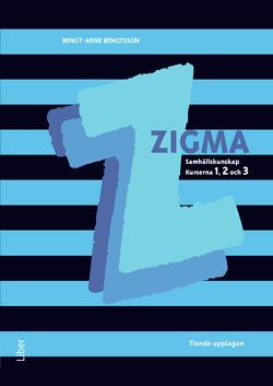 Zigma 1, 2 och 3 av Bengt-Arne Bengtsson