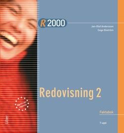 R2000 Redovisning 2 Faktabok av Jan-Olof Andersson