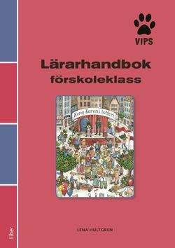 Vips lärarhandbok förskoleklass av Lena Hultgren