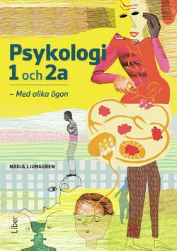 Psykologi 1 och 2a av Nadja Ljunggren