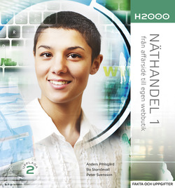 H2000 Näthandel 1 Fakta och uppgifter - från affärsidé till egen webbutik av Anders Pihlsgård