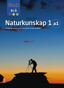 Frank Blå Naturkunskap 1a1 av Gunnar Björndahl
