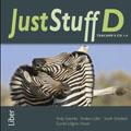 Ljudbok Just Stuff D Lärar-cd av Andy Coombs