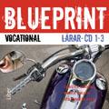 Ljudbok Blueprint Vocational lärar-cd av Christer Lundfall