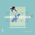 E-bok Lieber Deutsch 5 Lärarhandledning cd av Christine Hofbauer