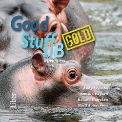 E-bok Good Stuff Gold B Pupil's CD 5-pack av Andy Coombs