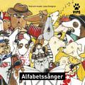 E-bok Vips Alfabetssånger cd av Lena Hultgren