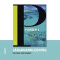 E-bok Pioneer 1 Lärarhandledning cd av Christer Lundfall