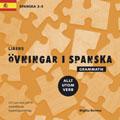 E-bok Libers övningar i spanska: Grammatik - Allt utom verb: Spanska 3-5 av Birgitta Barnéus