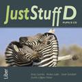 Ljudbok Just Stuff D Pupil's cd 5-pack av Andy Coombs