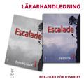 E-bok Escalade 1 Lärarhandledning cd av Viktoria Waagaard